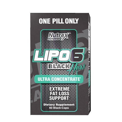 60CAPS NUTREX LIPO 6 HERS ULTRA.