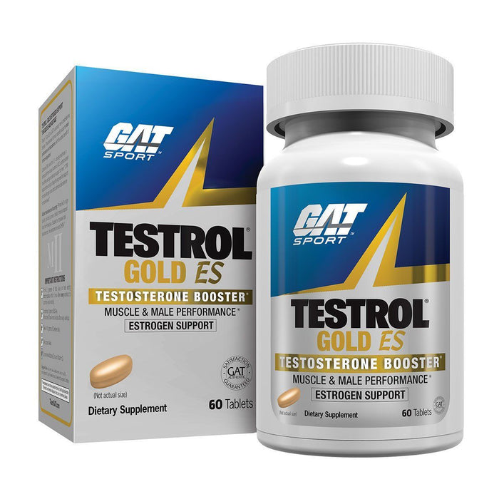 Shop 60TABS GAT TESTROL GOLD ES. Online | Whey King Supplements Philippines | Where To Buy 60TABS GAT TESTROL GOLD ES. Online Philippines
