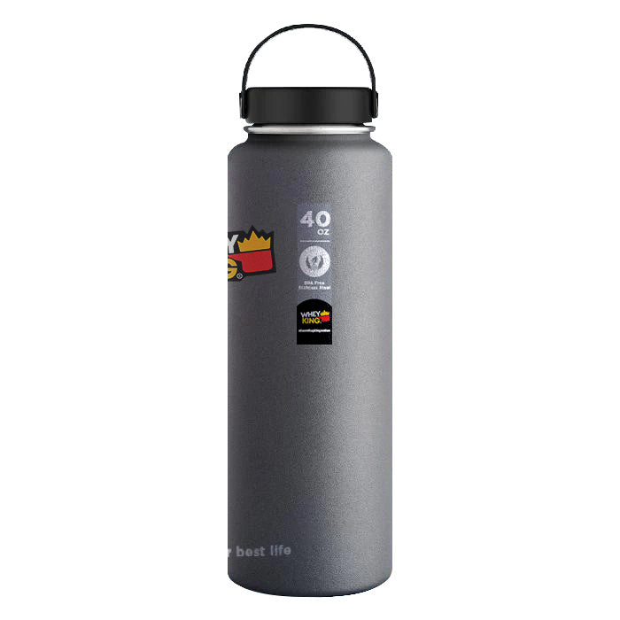 WHEY KING INSULATED FLASK