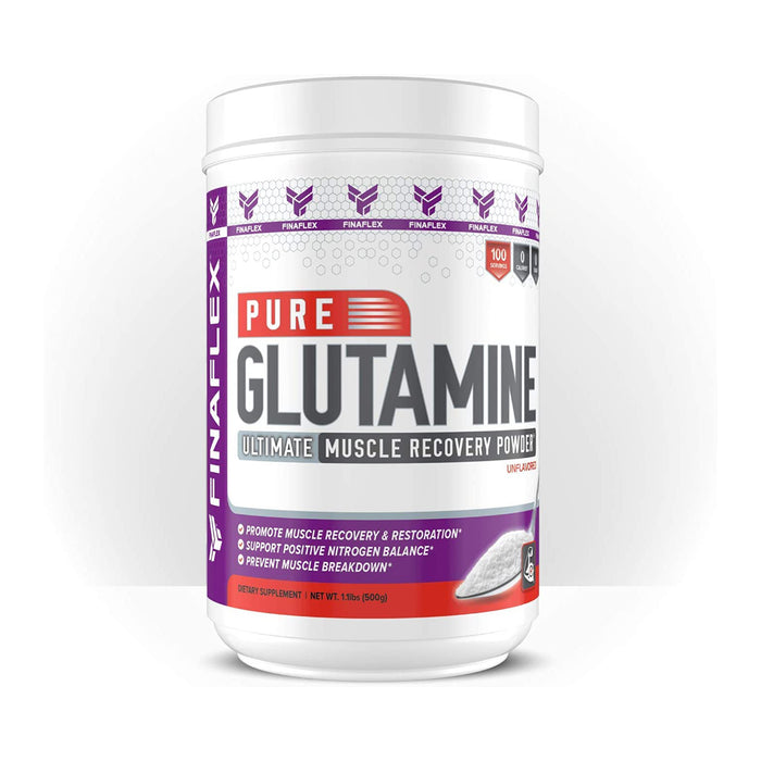 Shop FINAFLEX Pure Glutamine Online | Whey King Supplements Philippines | Where To Buy FINAFLEX Pure Glutamine Online Philippines