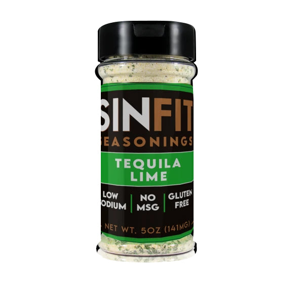 SINFIT Seasonings - Tequilla lime