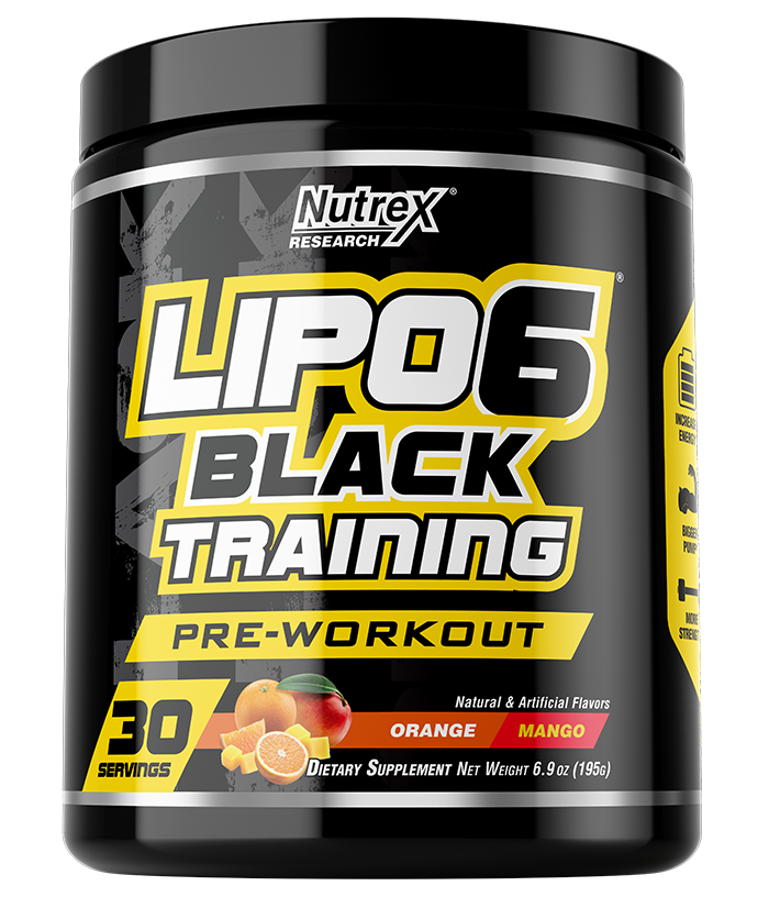 Shop 20SERV NUTREX LIPO 6 BLACK TRAINING Online | Whey King Supplements Philippines | Where To Buy 20SERV NUTREX LIPO 6 BLACK TRAINING Online Philippines