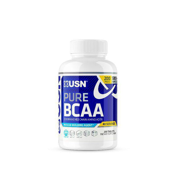 Shop USN Pure Bcaa - 200 caps Online | Whey King Supplements Philippines | Where To Buy USN Pure Bcaa - 200 caps Online Philippines