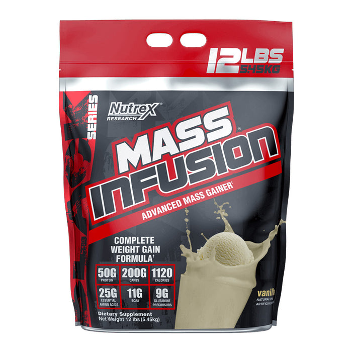 12LBS NUTREX MASS INFUSION