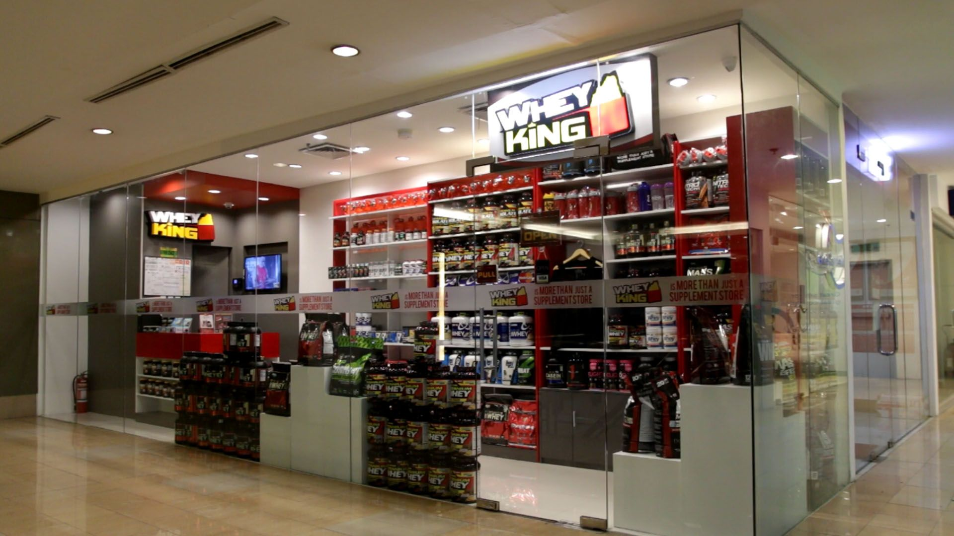 Whey King Supplements Makati Branch