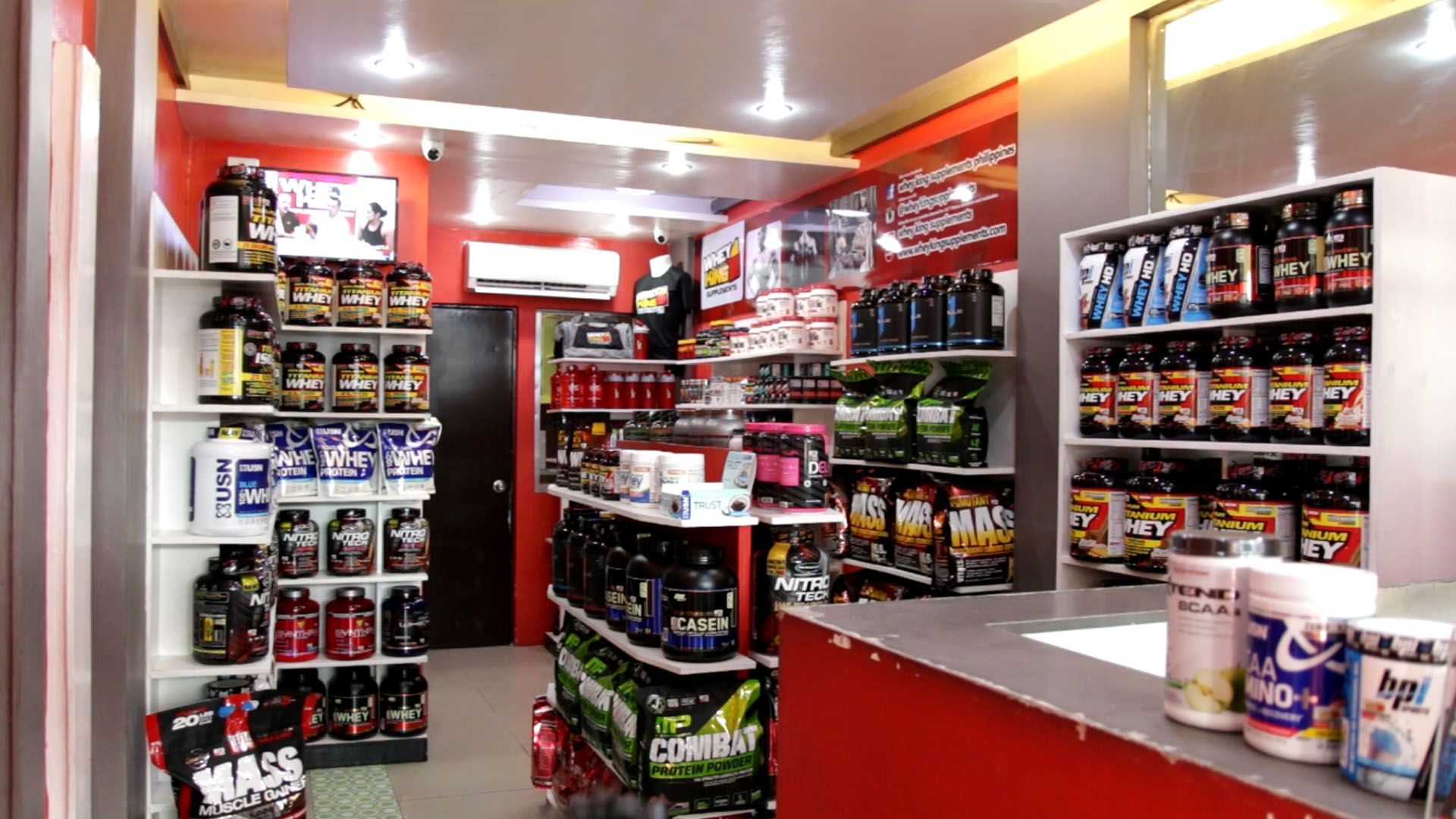 mass gainer available in whey king branch taft manila
