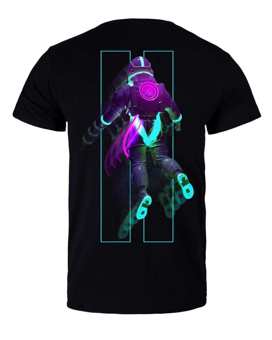 Astronaut Rebirth II Graphic T-Shirt