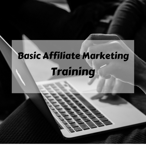 Basic Affiliate Marketing