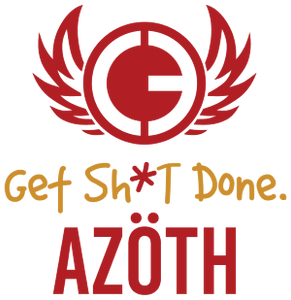 Get shit done Azoth nootropic supplements