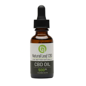 CBD Oil | Broad Spectrum, Zero THC