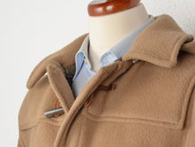 Load image into Gallery viewer, Gloverall Duffle Coat Size UK 42 EU 52 - Tan