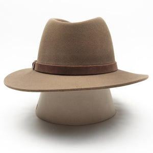 Austrian Hunting Hat by Handler - Camel