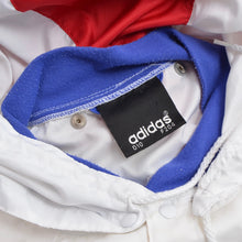 Load image into Gallery viewer, Vintage '90s Adidas Jogging/Warm Up Suit Size D10/XL - Red, White, Blue