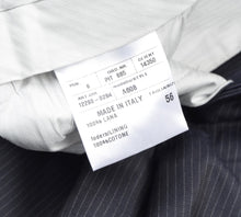 Load image into Gallery viewer, New Raffaele Caruso Sartoria Parma Suit Size 56 - Pin Striped