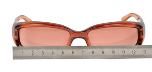 Vintage 1990 Gucci 2454 Sunglasses - Orange/Brown