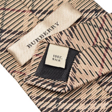 Load image into Gallery viewer, Burberry London Tie - Novacheck