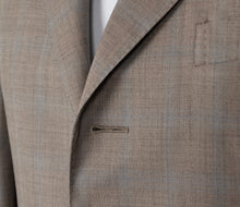 Load image into Gallery viewer, New Ermenegildo Zegna 15milmil15 Size 50 Suit - Plaid