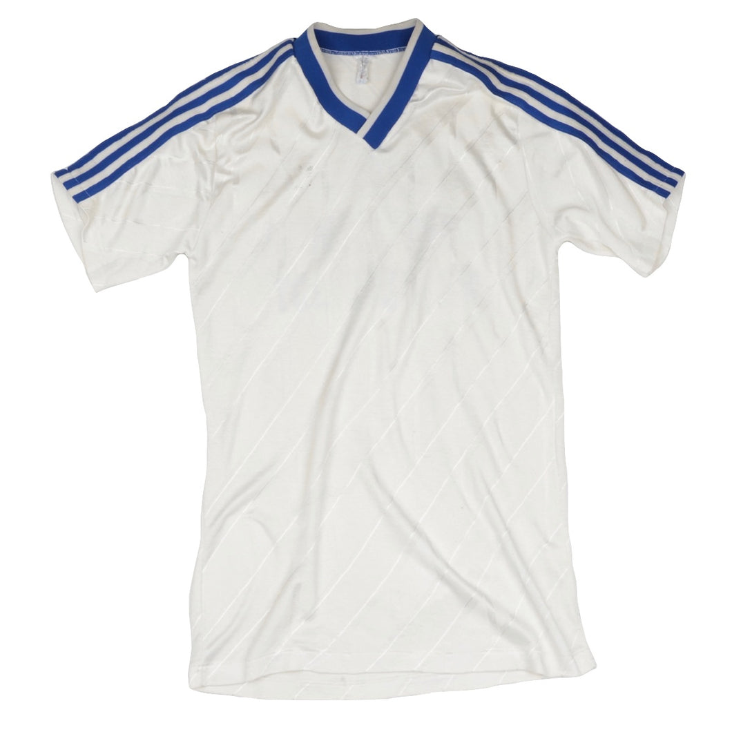 Vintage '80s Adidas ATV Sport Olympia Jersey Size D5-6 - White