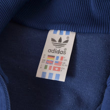 Load image into Gallery viewer, Vintage '70s-'80s Adidas Track Jacket Size D8 - Navy