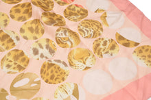 Load image into Gallery viewer, Salvatore Ferragamo Printed Silk Scarf - Pink