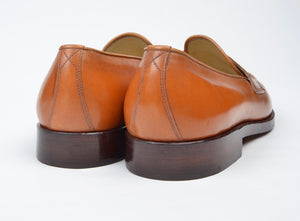 Handmade Loafers by Harald Kammel - Tan