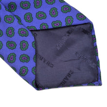 Load image into Gallery viewer, Charles Le Golf Paris Ancient Madder Silk Tie - Violet Paisley