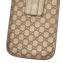 Load image into Gallery viewer, Gucci iPhone Case - Gold