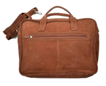 Load image into Gallery viewer, GreenLand Nature Buffalo Softsided Briefcase/Laptop Bag