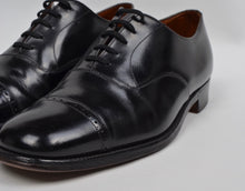 Load image into Gallery viewer, Church's Cap Toe Shoes Size 6.5F - Black