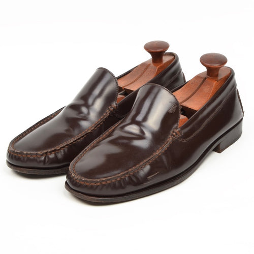 Tod's Loafers Size UK 9 - Brown
