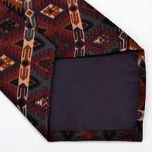 Load image into Gallery viewer, Liberty of London Wool Tie - Aztec
