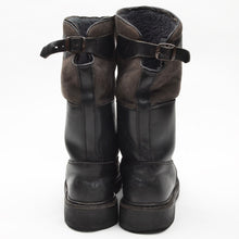 Load image into Gallery viewer, Ludwig Reiter Maronibrater Boots Size 3 1/2 - Black & Grey
