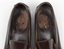 Load image into Gallery viewer, Tod's Loafers Size UK 9 - Brown