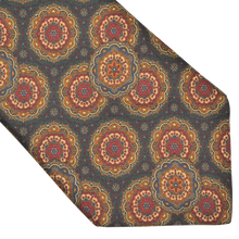 Load image into Gallery viewer, Ron Lieberman New York Medallion Tie