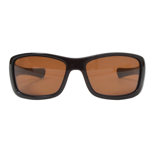 Oakley Hijinx 03-594 Sunglasses - Brown Sugar/Dark Bronze