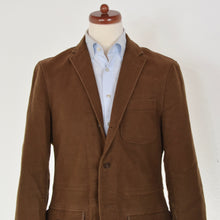 Load image into Gallery viewer, Polo Ralph Lauren Brushed Cotton Jacket Size 40R - Brown