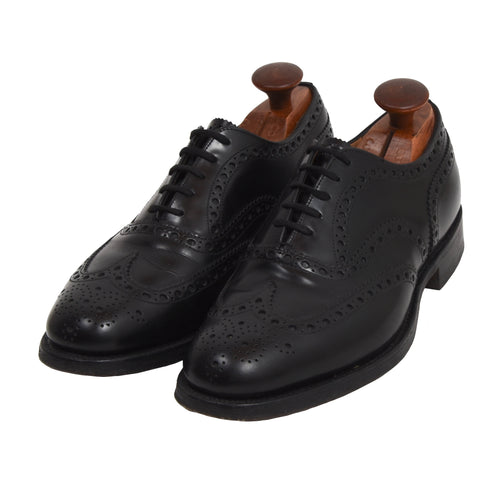 Church's Burwood Shoes Size 6.5G - Black