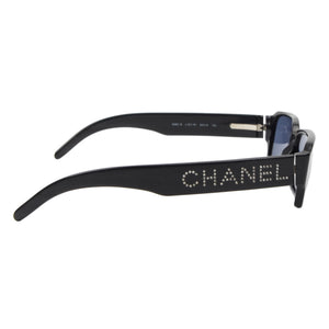 Chanel 5060B C501/91 Sunglasses - Black