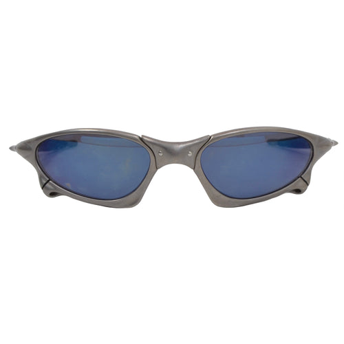 Oakley Penny Titanium/Ice Iridium Sunglasses