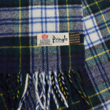 Load image into Gallery viewer, Pringle of Scotland Wool Scarf - Tartan