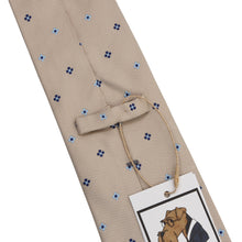 Load image into Gallery viewer, Ermenegildo Zegna Silk Tie - Champagne