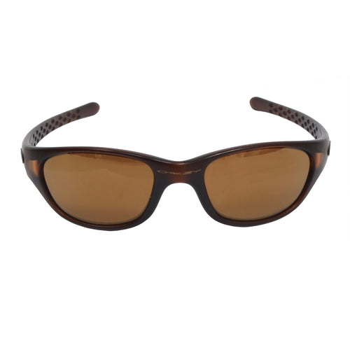 Oakley Fives 1.0 Sunglasses 03-131 - Root Beer/Gold Iridium