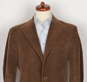 Fay Cotton Jacket Size 48 - Brown