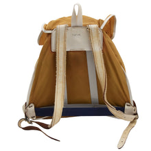 Load image into Gallery viewer, Vintage Essl Nylon Rucksack/Daypack - Gold/Mustard