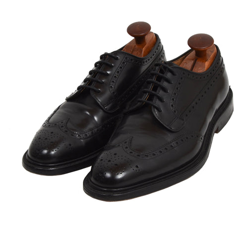 Church's Grafton Shoes Size 6G - Black