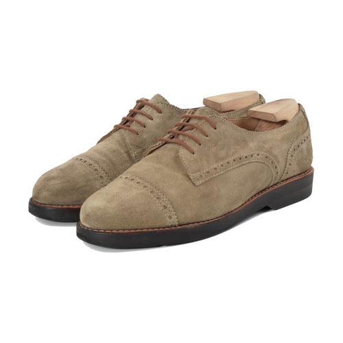 Ludwig Reiter Suede Shoes Size 7 - Sand