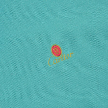 Load image into Gallery viewer, Vintage Les Must de Cartier LS Polo Shirt - Turquoise