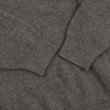 Load image into Gallery viewer, Ermenegildo Zegna 100% Cashmere Sweater Size L 52 - Grey