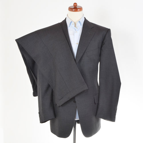 Burberrys Wool Suit Size 54 - Grey