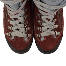 Load image into Gallery viewer, Dachstein Leather & Suede Boots Size 41 - Burgundy